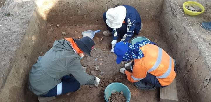 6,000 year-old artefacts unearthed near Sepon Mine in Lao PDR