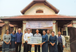 Lane Xang Minerals Limited Sepon extends support to cultural heritage preservation in Laos