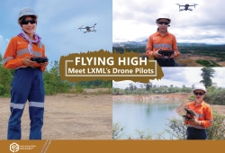 Flying High: Meet LXML's Drone Pilots